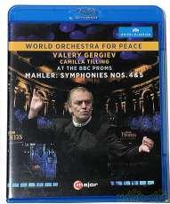 マーラー: 交響曲第4番、第5番|C MAJOR