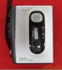 ポータブルカセットレコーダー|SONY
