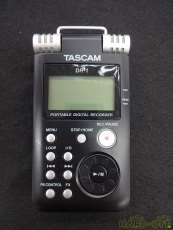 デジタルレコーダー|TASCAM