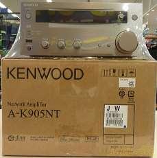 ネットワーク対応アンプ|KENWOOD