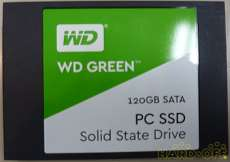 SSD120GB以下 WD