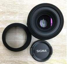 ニコン用標準・中望遠単焦点レンズ SIGMA FOR NIKON