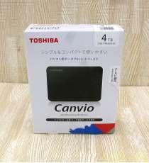 外付けHDD 4TB|TOSHIBA