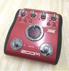 ベース・コンパクトマルチエフェクター|ZOOM