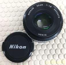 ニコン用広角単焦点レンズ NIKON