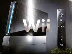 未使用 Wii本体(クロ)|NINTENDO