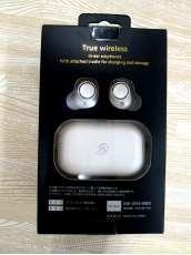 未使用 M-SOUNDS 完全ワイヤレス Bluetoothイヤホン|M-SOUNDS