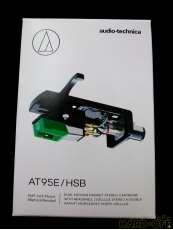 未使用 オーディオテクニカVM型ステレオカートリッジ(ヘッドシェル付)|AUDIO-TECHNICA