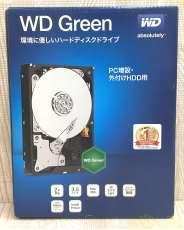 ハードディスク(2TB)|WESTERN DIGITAL