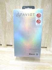未使用 AVIOT TE-BD21f トゥルーワイヤレスイヤホン|AVIOT