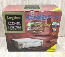 CD-Rドライブ LOGTEC