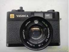 コンパクトカメラ|YASHICA