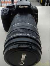 デジタル一眼レフカメラ レンズ付き|CANON