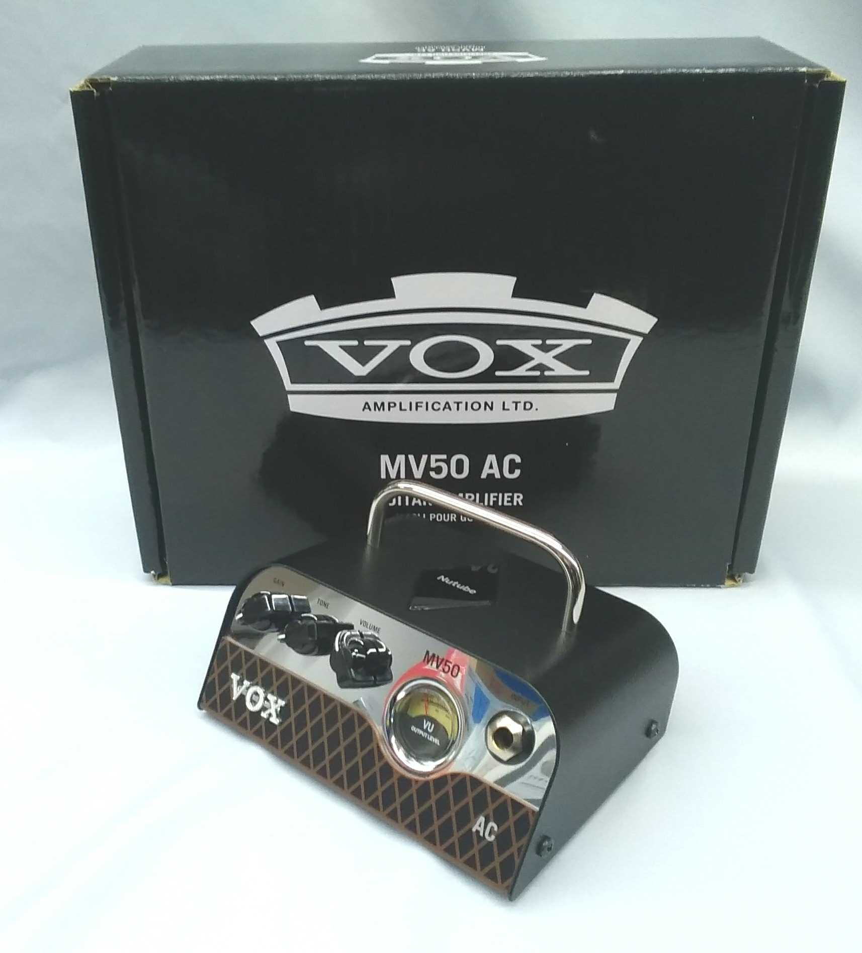 ヘッドアンプ|VOX
