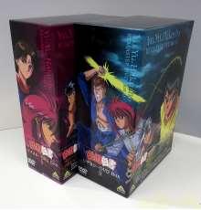 幽遊白書リマスターDVD BOX ⅠⅡ