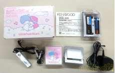キキララポータブルMDプレーヤー|KENWOOD
