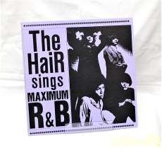 The HaiR sings MAXIMUM R&B|RADIATE RECORDS