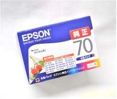 【未開封品】エプソン純正 6色パック|EPSON