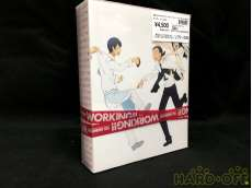 WORKING!! PERFECT☆ Blu-ray BOX|Aniplex