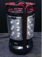 LED QUAD ランタン ブラック|COLEMAN