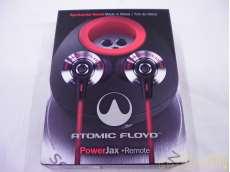 カナル型マイク付きイヤホン|ATOMIC