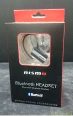NISMO ライセンス Bluetooth ヘッドセット|AIR-J