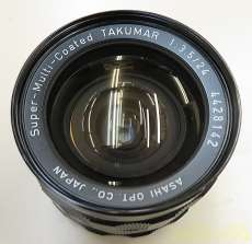 M42マウント用レンズ|PENTAX