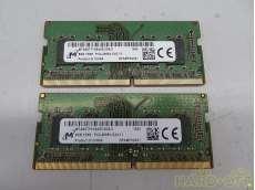 メモリ(DDR4 8GB×2枚)(動作未確認品)|MICRON