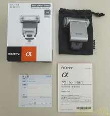 フォーサーズ/マイクロフォーサーズ用ストロボ|SONY