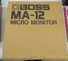 モニタースピーカー BOSS