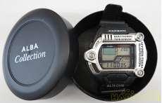 クォーツ・デジタル腕時計|ALBA