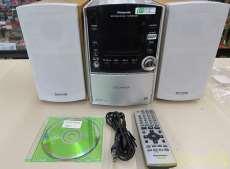 CD/MD/カセットコンポ PANASONIC