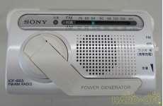 FM/AMラジオ SONY