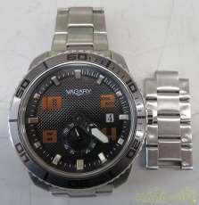クォーツ・アナログ腕時計 VAGARY
