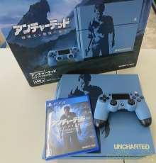 PS4 アンチャーテッドリミテッドエディション|SONY