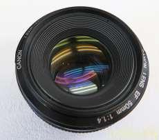 標準・中望遠単焦点レンズ CANON