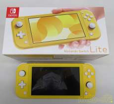 SWITCH LITE(イエロー)|NINTENDO