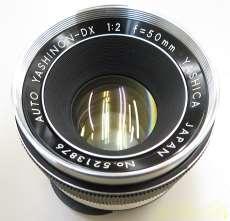 M42マウント用レンズ|YASHICA