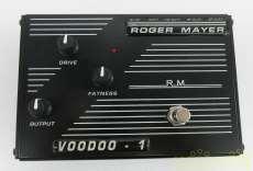 歪み系エフェクター|ROGER MAYER