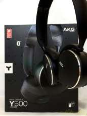 ワイヤレスヘッドホン|AKG