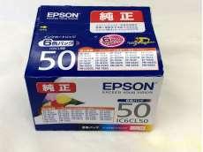 未使用 EPSON純正インク  IC6CL50 6色セット|EPSON