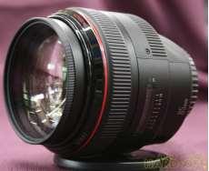 キヤノン用単焦点レンズ