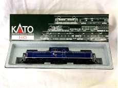 HOゲージ車両 KATO HO 1-704 DD51 北斗星色 KATO