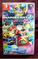 Switchゲーム マリオ カート8 デラックス|NINTENDO