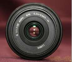 フォーサーズ用単焦点レンズ PANASONIC