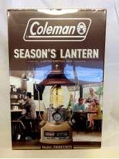 未使用 コールマン シーズンズランタン2019 2000033825 ブラウン|COLEMAN