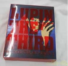 ルパン三世 2nd TV-Series BD-BOX 1 バップ