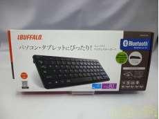 BUFFARO コンパクトワイヤレスキーボード|BUFFALO