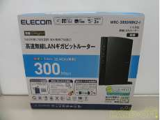 n/a/g/b対応無線LAN親機|ELECOM