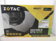 GeForce GTX 1070 AMP Edition|ZOTAC